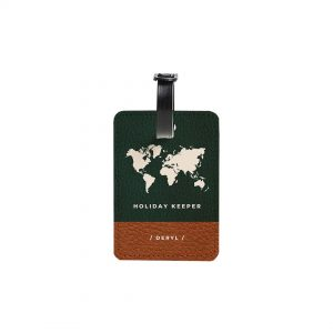 Luggage Tag – Leather